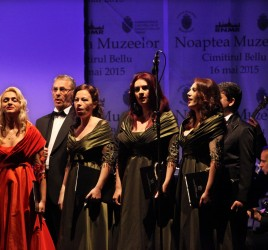 Fantoma de la Opera va fi auzita in Cimitirul Bellu